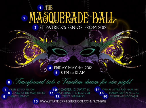 masquerade ball invitation | ticket printing | masquerade ball, Invitation templates