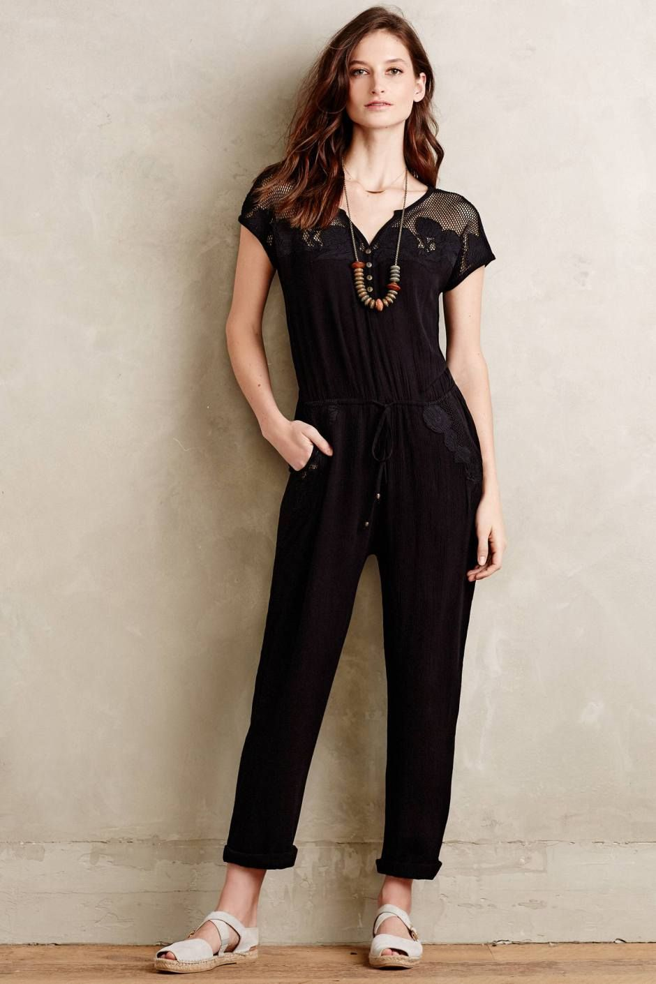 7a9fb12c8585 Anthropologie s New Arrivals  Jumpsuits