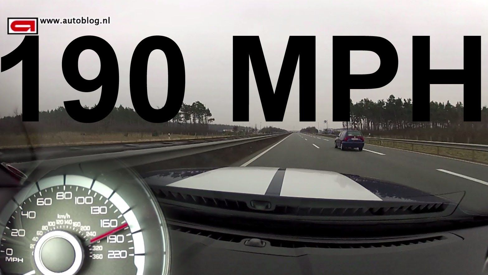 Ford Mustang Shelby GT500 Top Speed on the Autobahn | CARS ...