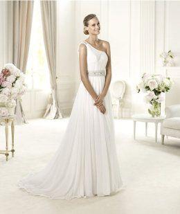 Ramos de novia para vestidos griegos
