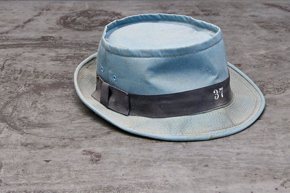 408f9d19a9f061 YALE COLLEGE Vintage Hat Class of 1937 Boller Bespoke Justice Oconnor