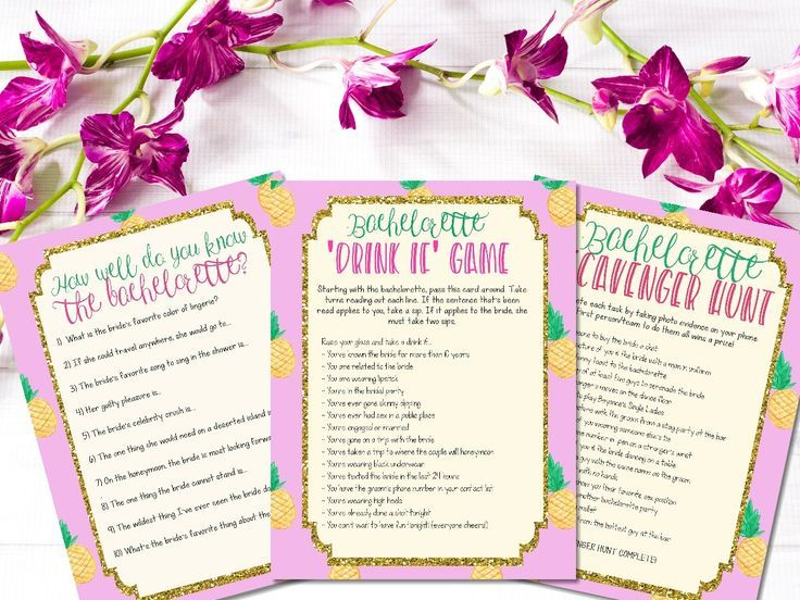 INSTANT DOWNLOAD pineapple bachelorette game bundle/aloha bachelorette party games/beach bachelorette party games