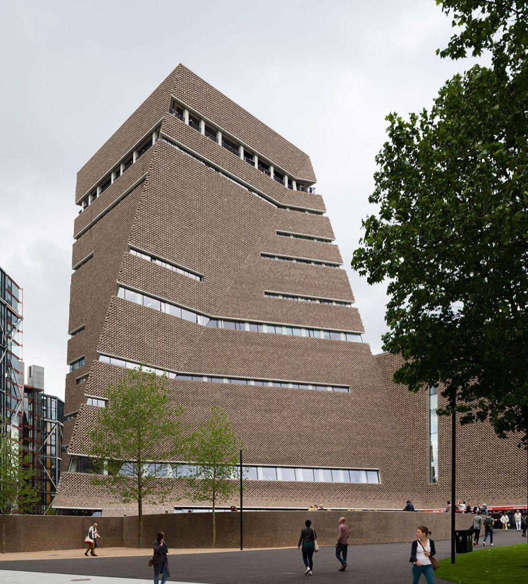 Nice Project Swipe Left For More Blavatnik Building Designed By Herzog De Meuron Located In Tate Modern London Building Tate Modern Architecture