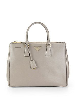 a850d28dc4a1 Prada Saffiano Lux Double-Zip Tote Bag- The bag Olivia Pope carries in  Scandal! |Scandal Inspired Pinterest Party on Pinterestparties.com