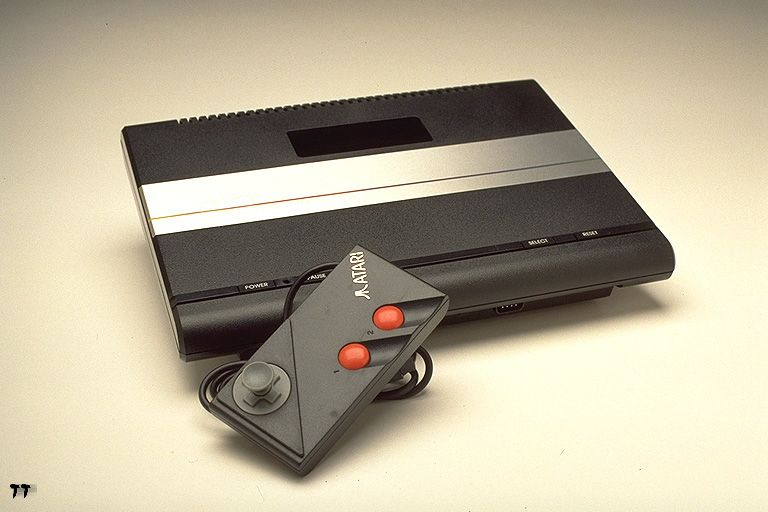 Gaming console history 3rd gen atari 7800 release date 1984 official release 1986 units - Atari game console for sale ...