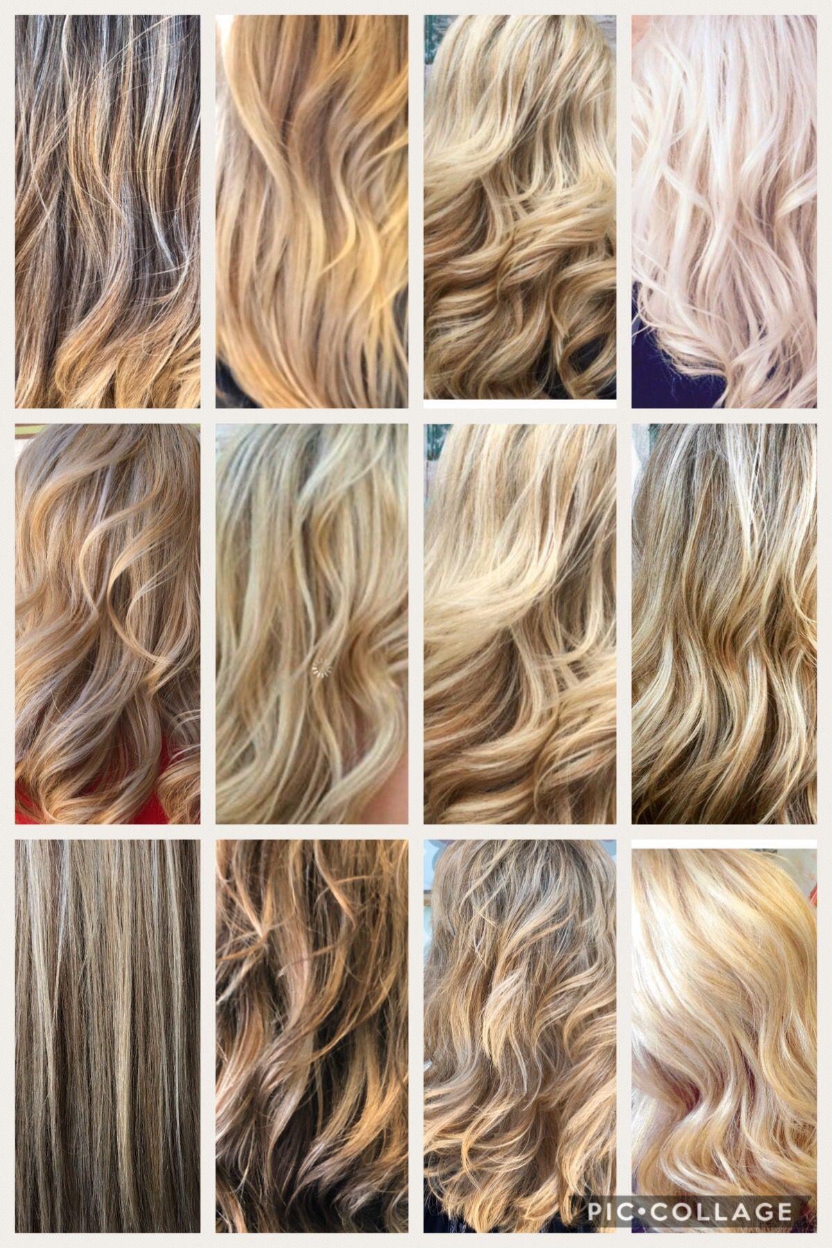 Choose Your Color Blondes Chey Le Do Blonde Color Different