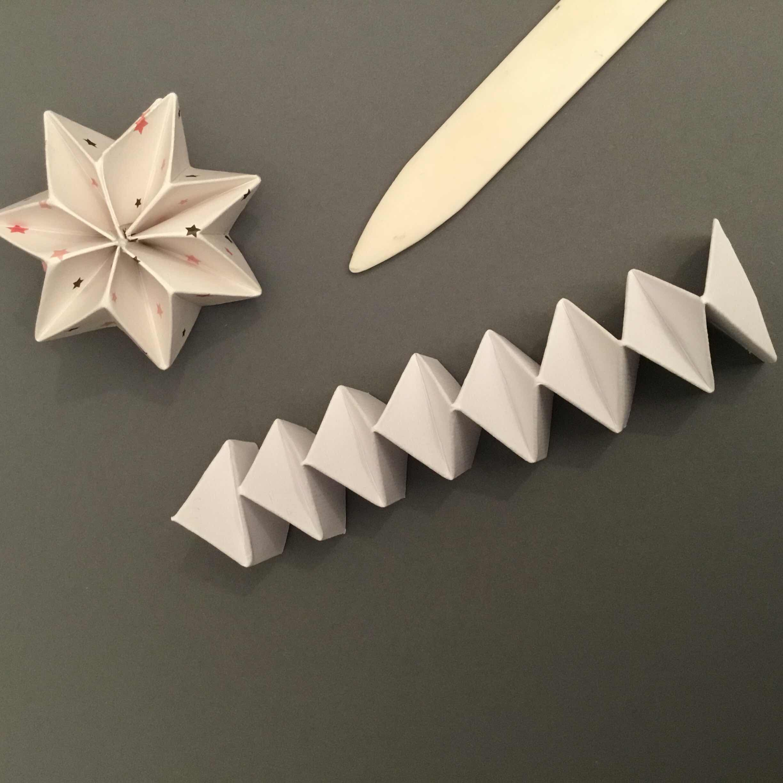 250 Blatt 10 Farben Ogquaton Origami Glow in The Dark Streifen Lucky Star