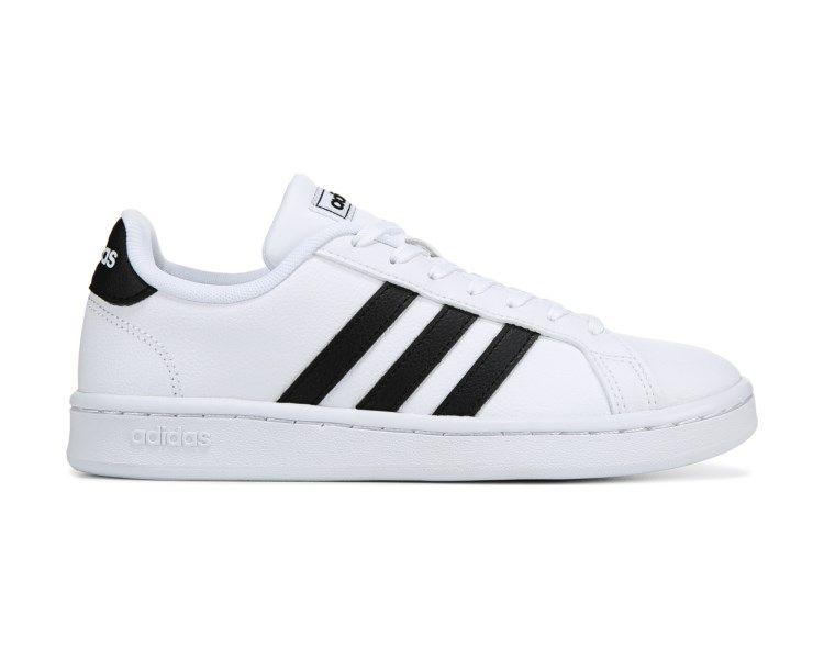 adidas Grand Court Sneaker White/Black