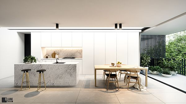 Coogee Boutique Apartments on Behance