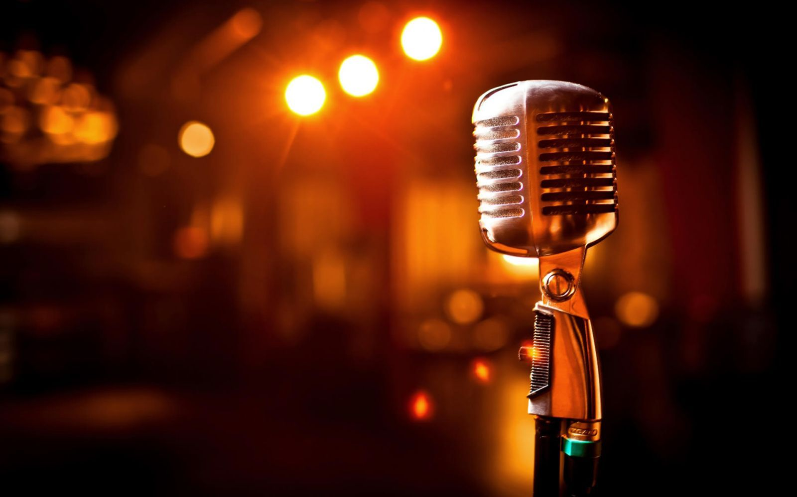 Open Mic Music Chateau Lettau Syndical Syndical Microphone Vintage Microphone Ted Talks
