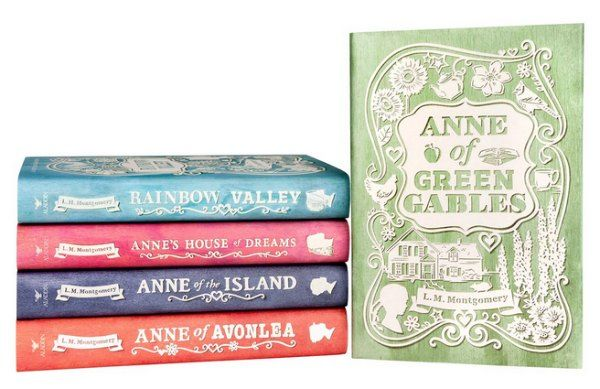 Beautiful Editions Of Anne Of Green Gables Green Gables
