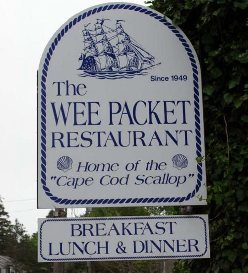 The Wee Packet, Dennisport MA A Place Where Our Family