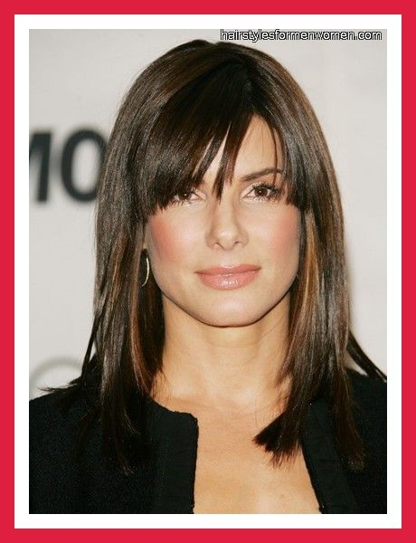 Bang Hairstyles Hairstyles For 40 Year Olds  Hairstyles With Bangs For 40 Year Olds