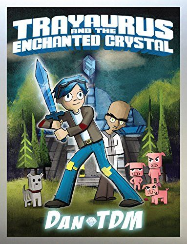 Dantdm trayaurus and the enchanted crystal products - Diamond minecart clones ...