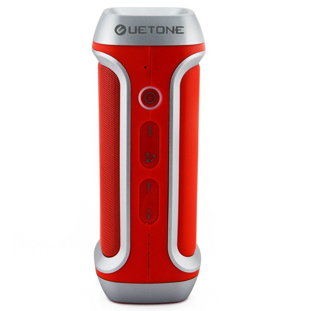 Portable Wireless Bluetooth Speakers TF USB FM Speaker With Mic 4000 mAH Battery Subwoofer Loudspeakers For Phone PC. Bluetooth Speakers.