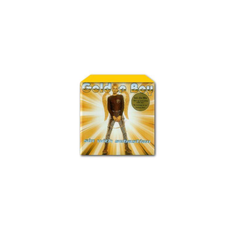 Golden Boy Album Sin With Sebastian Sinwithsebastian Pop Europop Eurodance Dancemusic