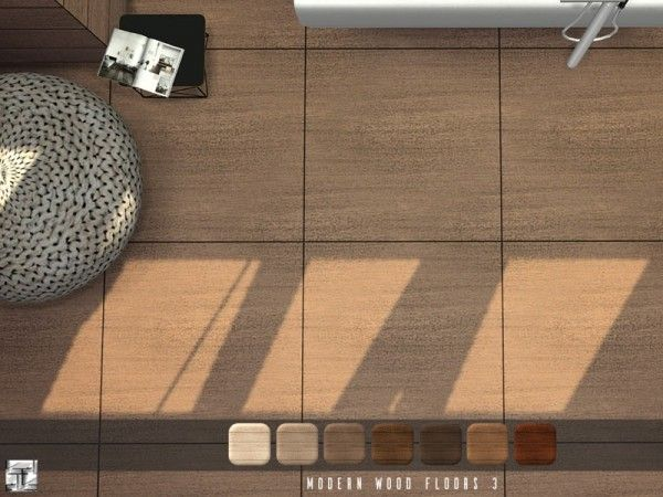 The Sims Resource: Modern Wood Floors 3 by .Torque • Sims 4 Downloads