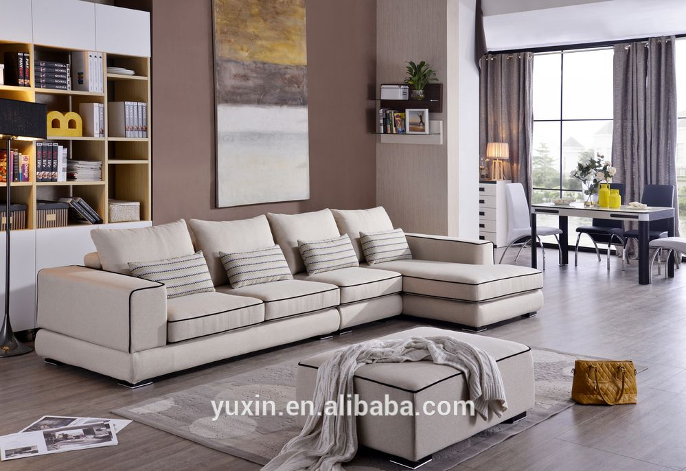 New Style Furniture 2015 high resilient foam new style ethiopian furniture/sofa set