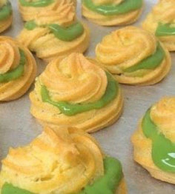 Resep Kue Sus Vla Macha Dan Resep Dan Cara Membuat Aneka Kue Kering Dan Basah Yang Lezat Resep Kue Kering Resep Kue