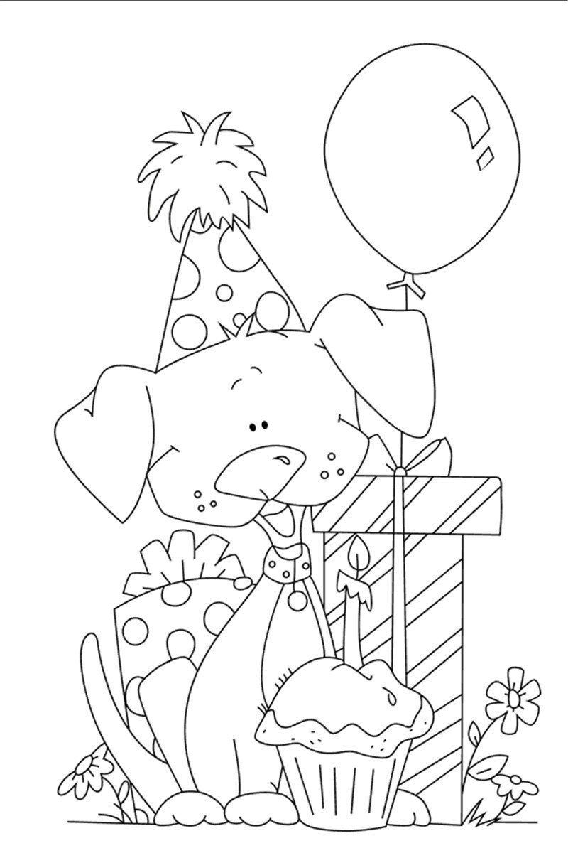 Wholesale Product Snapshot Product Name Is 10 6 Dog Rubber Stamp Transparent Clear Stamps Silicone Seals Fo Christmas Coloring Pages Coloring Books Digi Stamps