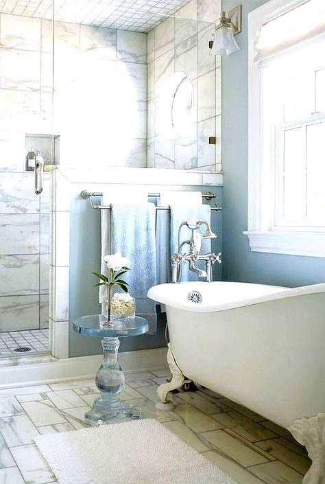 Bathroom Design In 2020 Light Blue Bathroom Blue Bathroom Decor Shabby Chic Bathroom