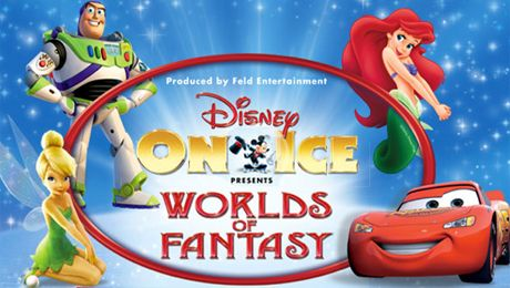 """""""Disney on Ice: Worlds of Fantasy"""" Comes to American Airlines Arena"""
