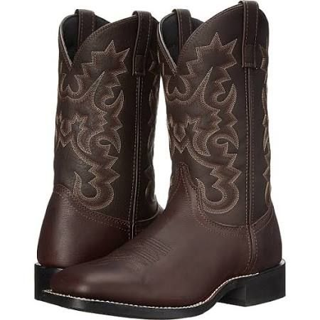 4e western   Boots, Wide shoes, Cowboy