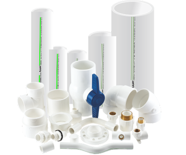 CPVC PVC UPVC Plastic Pipes Manufacturers - Ajaypipes. The potable water ...  sc 1 st  Pinterest & The potable water system comprises of pipes and fittings of ...