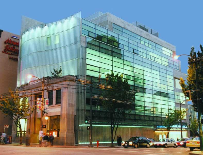 Scotiabank Dance Centre Vancouver Vancouver Architecture Design Architecture