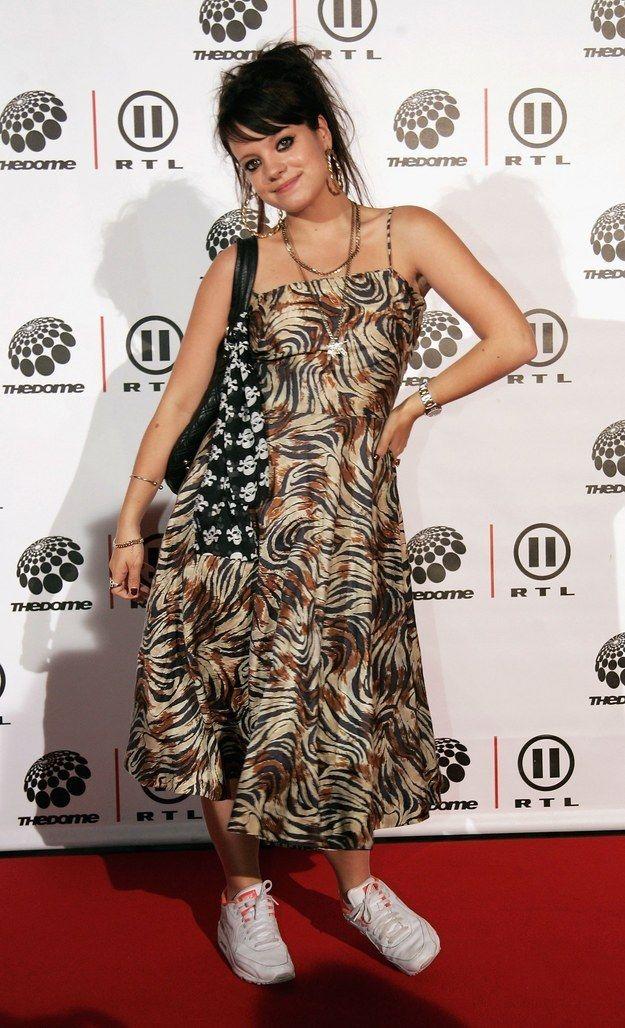 Lily allen, Fashion, Fashion looks