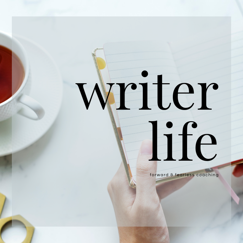 Author tricks, inspiration, journal prompts and all the