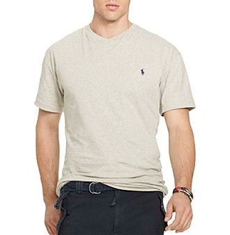 Polo Ralph Lauren® Men's Big & Tall Short Sleeve Jersey Tee