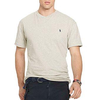 Polo Ralph Lauren® Men's Big & Tall Short Sleeve Jersey Tee
