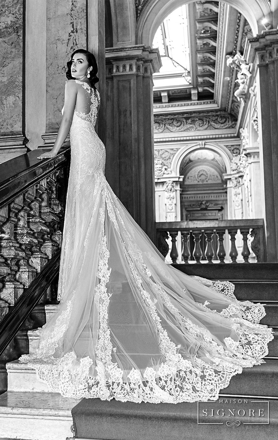 Maison Signore Exquisite Made in Italy Wedding Dresses — Now ...