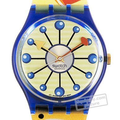 Swatch Sitzung GN141 - 1994 Fall Winter Collection