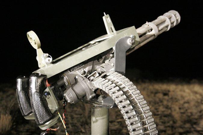 GAU-2B Minigun .762