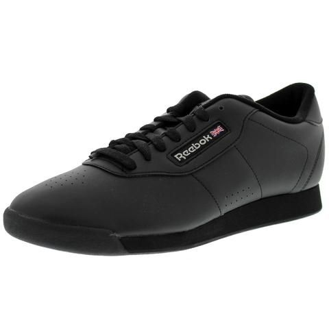 853f8a3552f3a3 Reebok - Women s Classic Princess Sneaker - Black - V.I.M. - 1