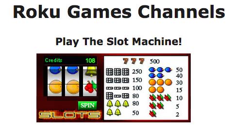 Roku slot machine poker face lyrics south park