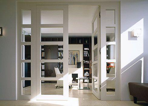 Custom Interior Doors Examples That Beautify Your Home French Doors Interior Custom Interior Doors Contemporary Interior Doors