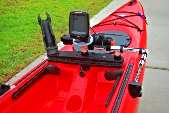 17 best images about ideas for my kayak on pinterest | kayak, Fish Finder