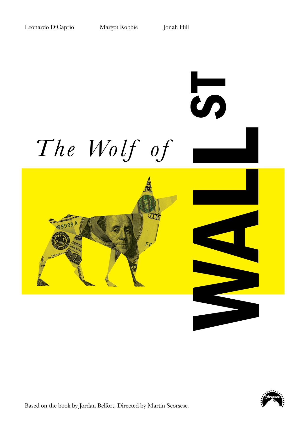 the wolf of wall street movie posters minimalist on wall street movie id=33263