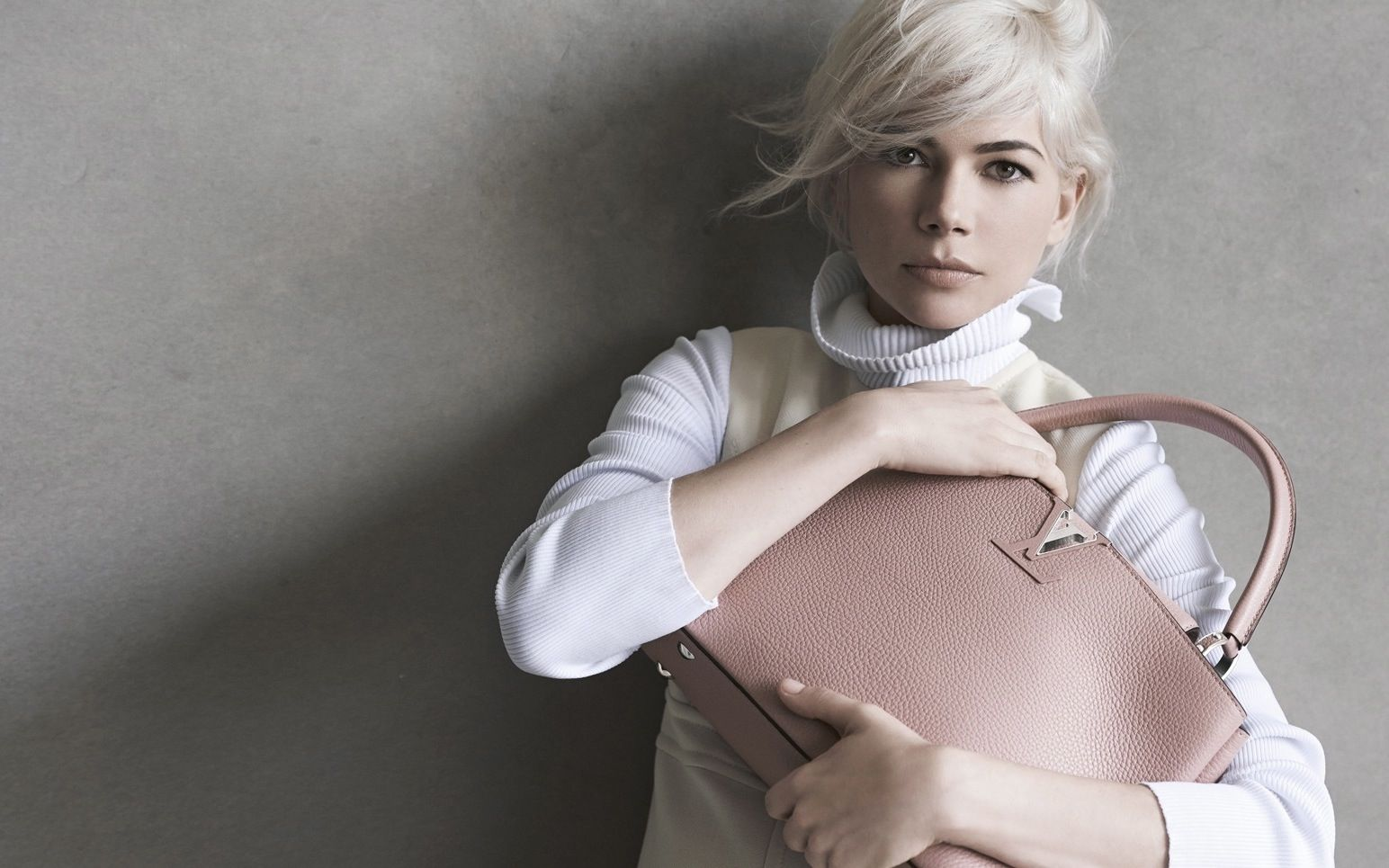 Michelle Williams for Louis Vuitton - The New Ad Campaign  