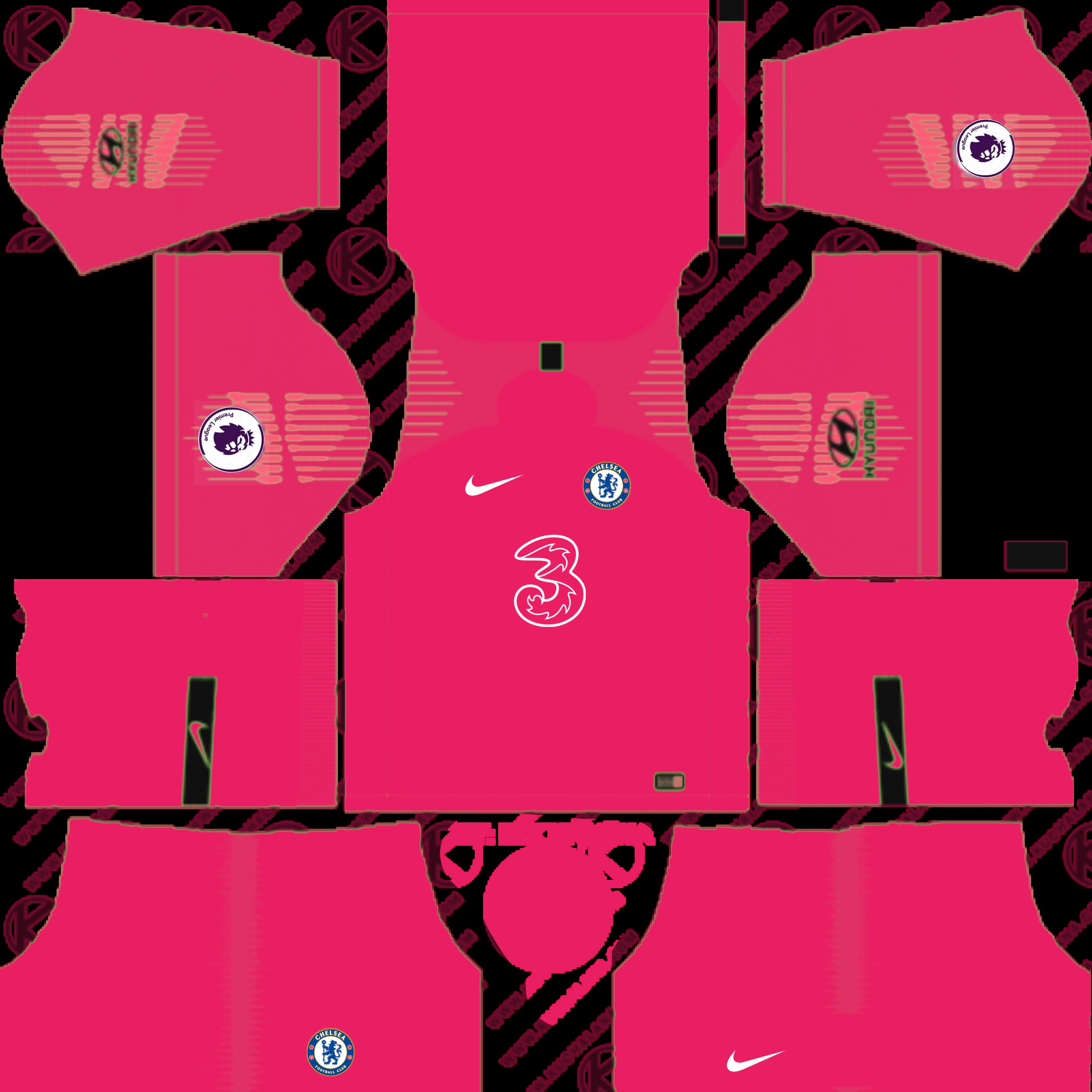 Dls 21 Chelsea Kits 2021 Dream League Soccer Tedicted Com In 2020 Liverpool Kit Premier League Soccer Soccer Kits