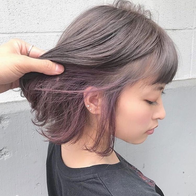 2020年夏最新ヘアカラー ラベージュ ハイライト旬髪まとめ