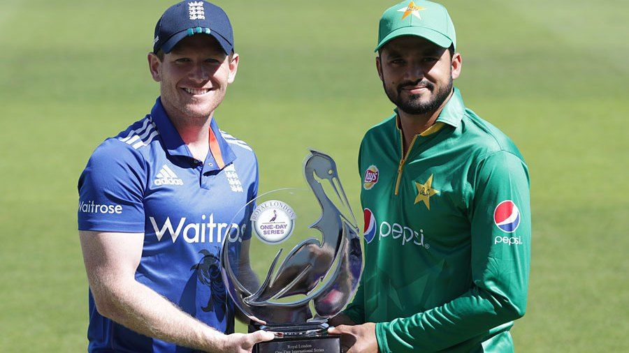 Pakistan Vs England 1st ODI 24 August 2016 Full Highlights