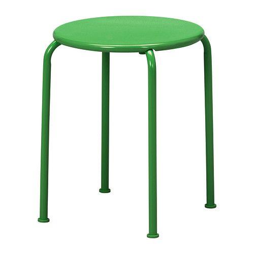 ROXÖ Taburete IKEA Los materiales de estos muebles de exterior no ...