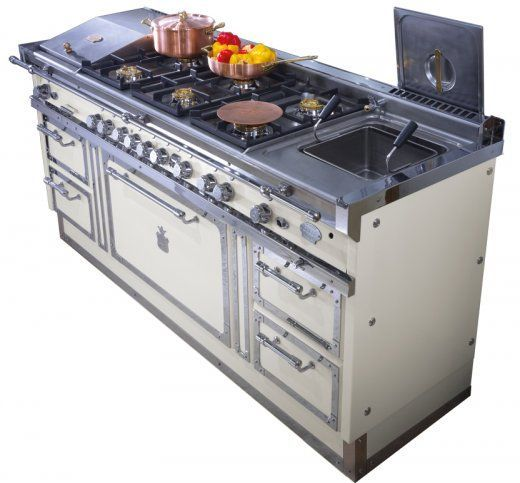 Range cookers and professional kitchen appliances - Steel ...