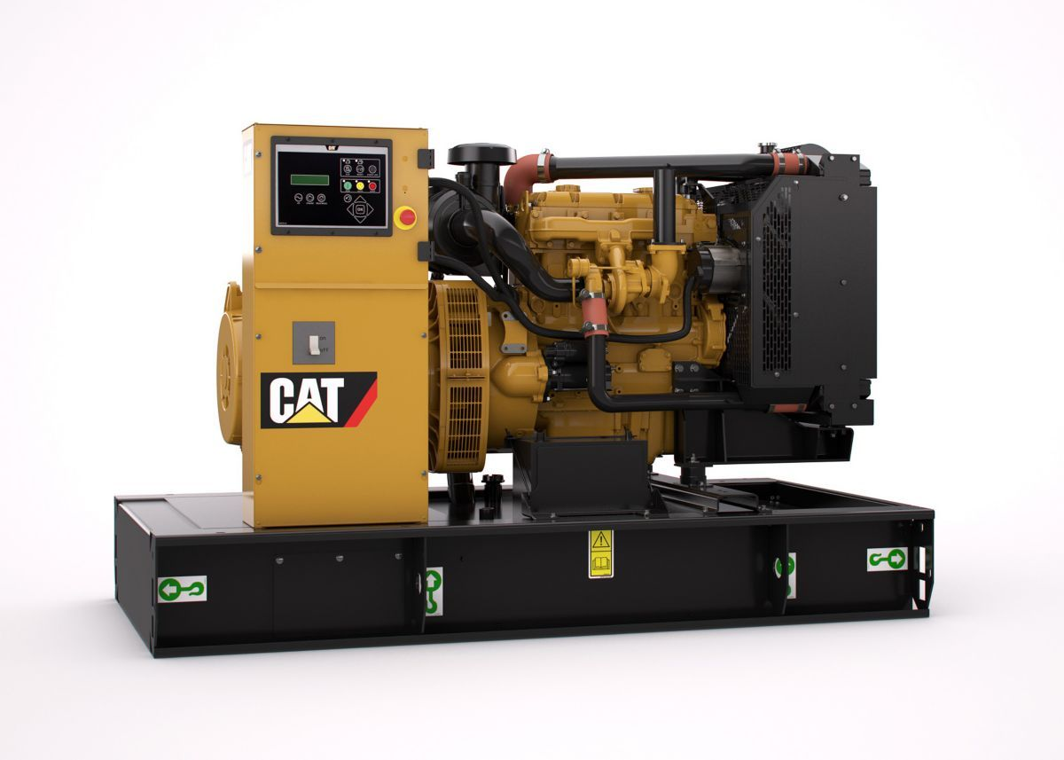 Cat Support On A Whole New Level Caterpillar Groupe Electrogene
