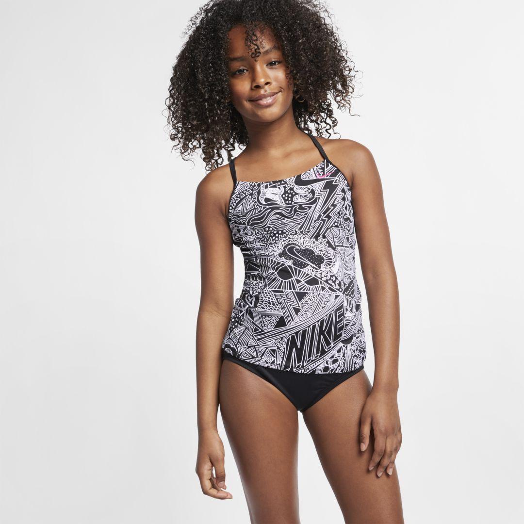 Tankini, Black girl bikini, Kids girls