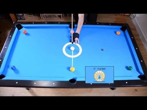 Cue Ball Position Control Drill Angle Fraction Ball Aiming System Pool Billiard Training Billiards Billiards Pool 8ball Pool